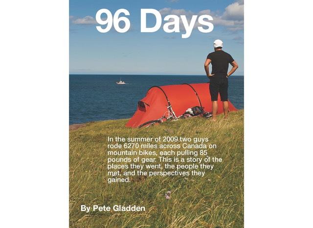 96 Days Ibook cover Page 001